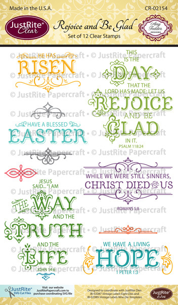 CR-02154_Rejoice_and_Be_Glad_Clear_Stamps