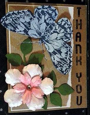 Lynn Anderson Grunge Alphabet