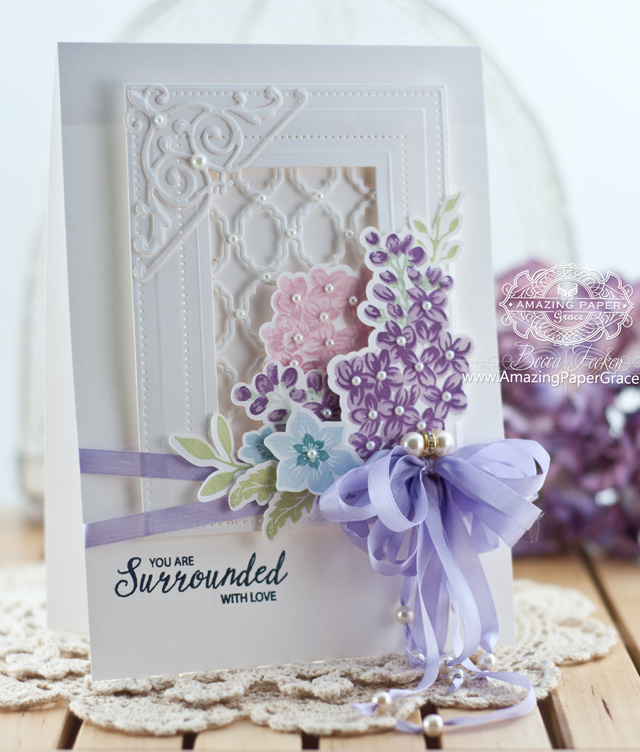Becca Feeken Multi-Step Lilac Bouquet