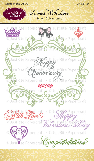 CR-02199_Framed_With_Love_Clear_Stamps
