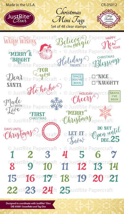 CR-05012_     Christmas_Mini_Tags