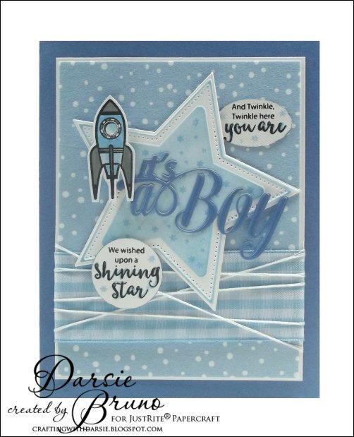 JustRite_Papercraft_Shining_Star_Darsie_Bruno