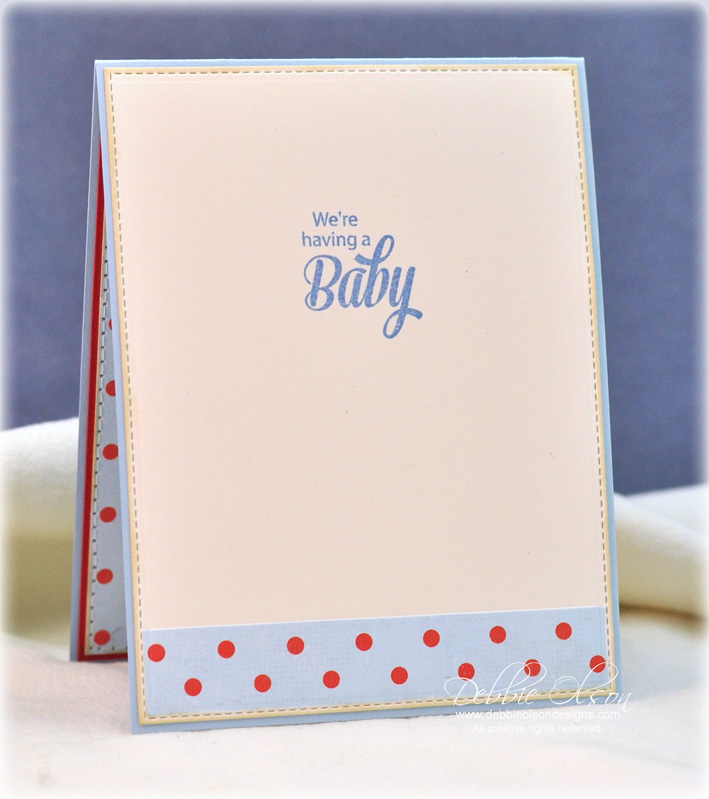 JustRite_Papercraft_We_Are_Expecting_Debbie_Olson_inside_of_card