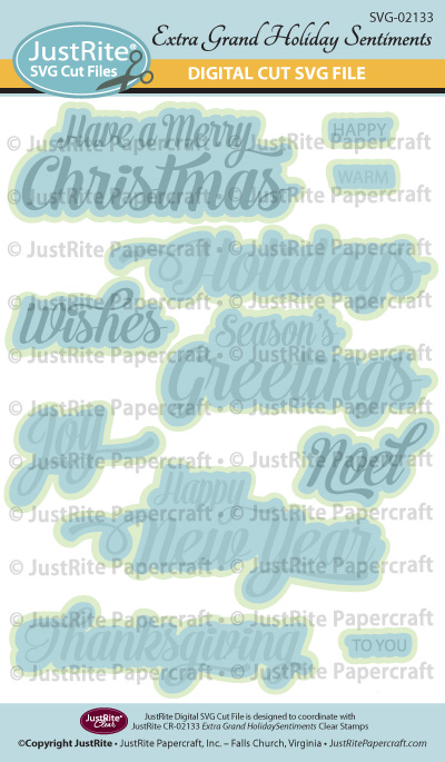 SVG-02133 Extra Grand Holiday Sentiments WEB