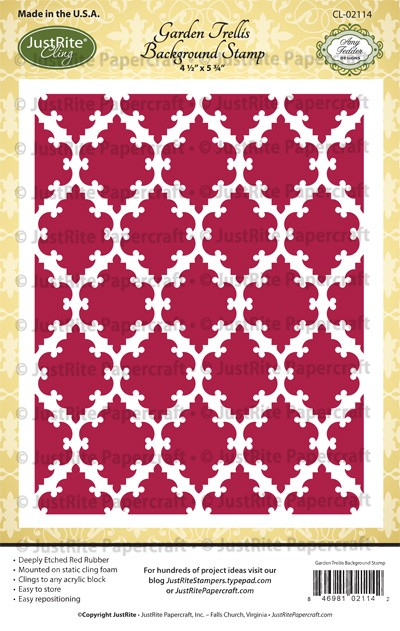 CL-02114_Garden_Trellis_Cling_Background_Stamp