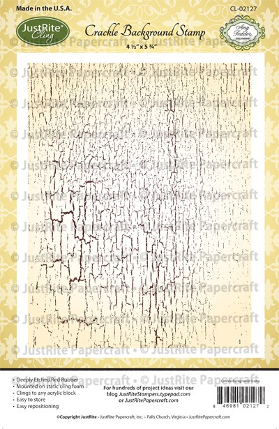 CL-02127_Crackle_Cling_Background_Stamp
