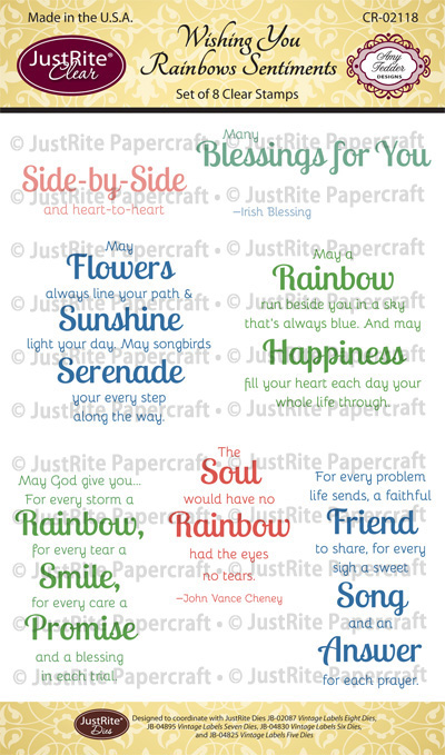 CR-02118_Wishing_You_Rainbows_Sentiments_Clear_Stamps copy