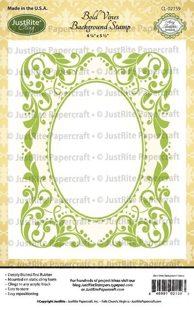 CL-02159_Bold_Vines_Cling_Background_Stamp
