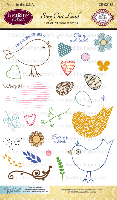 CR-02183_Sing_Out_Loud_Clear_Stamps