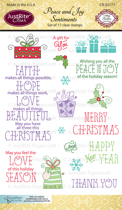 CR-02177_Peace_and_Joy_Sentiments_Clear_Stamps