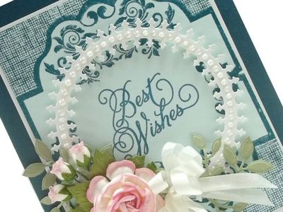 WeddingCardcloseupa
