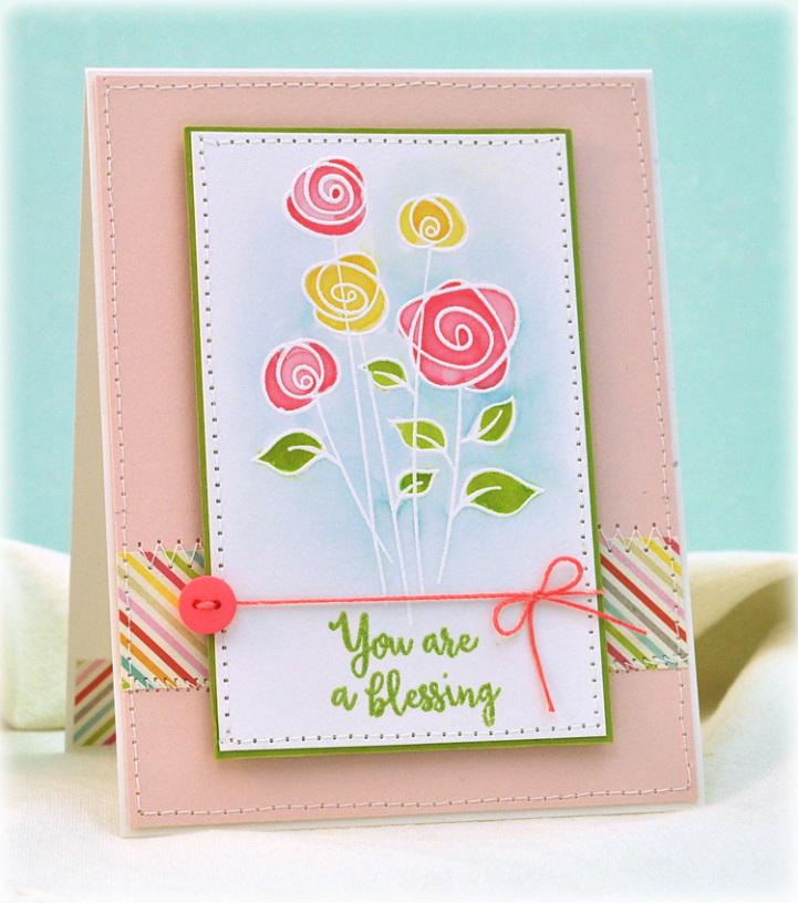 JustRite_Doodled_Roses_Clear_Stamps_Debbie_Olson