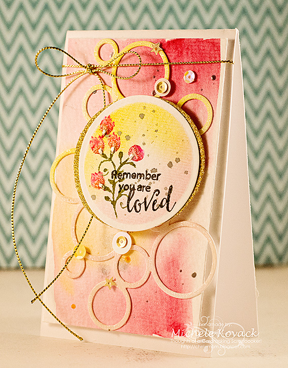 JustRite_Papercraft_Remember_You_Are_Clear_Stamps_Michele_Kovack