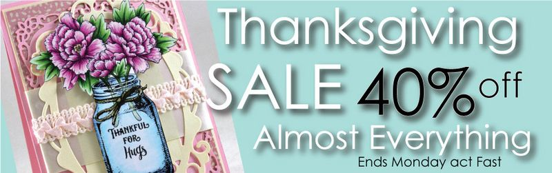 Thanksgiving Sale Home Page