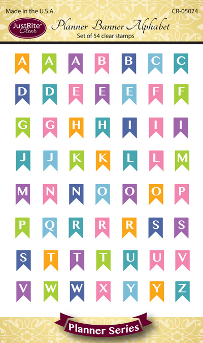 CR-05075_Planner_Banner_Alphabet_Clear_Stamps