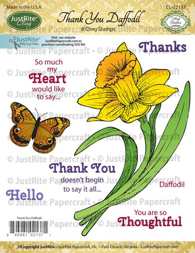 CL-02137_Thank_You_Daffodil_Cling_Stamps (2)