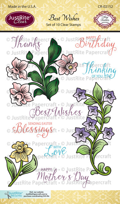 CR-02152_Best_Wishes_Clear_Stamps