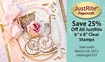 JustRite_StamperNews_2015_MARCHclear6x8Sale_ICON