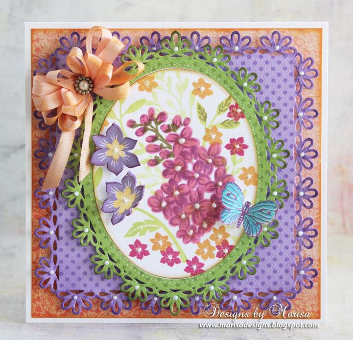 Lilac Blossoms Marisa Jobs