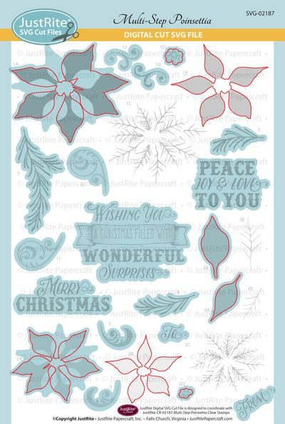 SVG-02187 Multi-Step Poinsettia LG WEB
