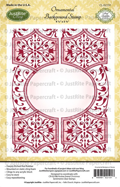 CL-02191_Ornamental_Cling_Background_Stamp