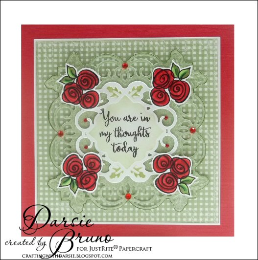 JustRite_Doodled_Roses_Clear_Stamps_Darsie Bruno