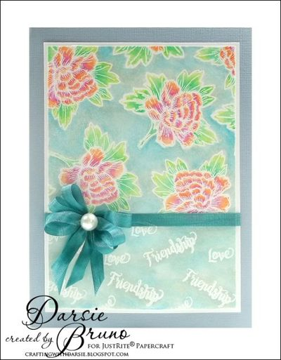 JustRite_Papercraft_Peonies_Clear_Stamps_Darsie_Bruno