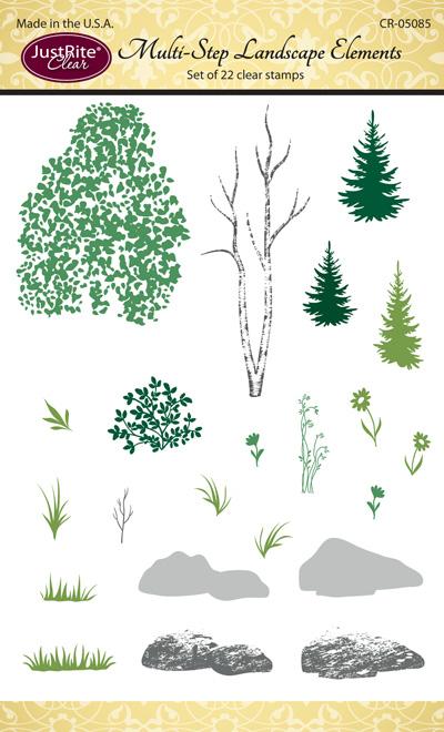 CR-05085_ Multi-Step_Landscape_Elements_Clear_Stamps